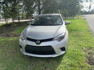 Toyota Corolla LE 2016 título limpio for Sale in Doral, FL