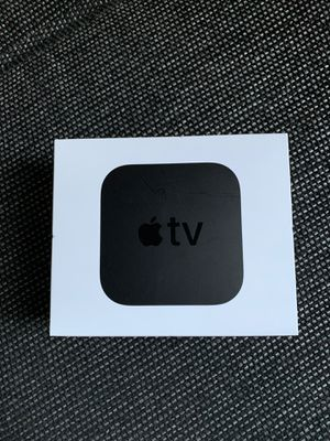 apple tv 4k 32 gb for Sale in Cleveland, OH