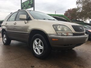 2000 Lexus RX 300 for Sale in Dallas, TX