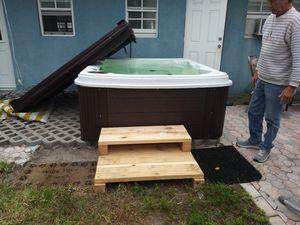BRAND NEW HOT TUB for Sale in Pompano Beach, FL