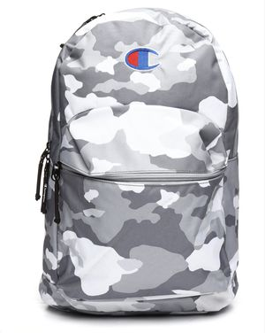 Champion Supercize Grey Camo Backpack for Sale in Goodyear, AZ