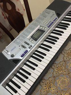 Casio CTK-496 Piano - Used for Sale in Newton,  MA