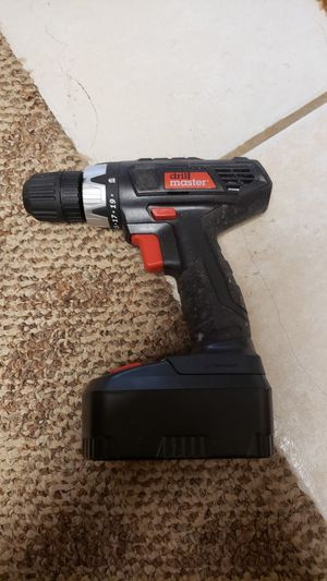 Harbor Freight Drill master cordless drill for Sale in Washington, PA