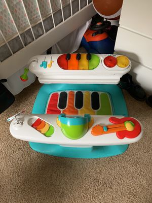 Fisher Price 4 n 1 Step n Play Piano for Sale in Gaithersburg, MD