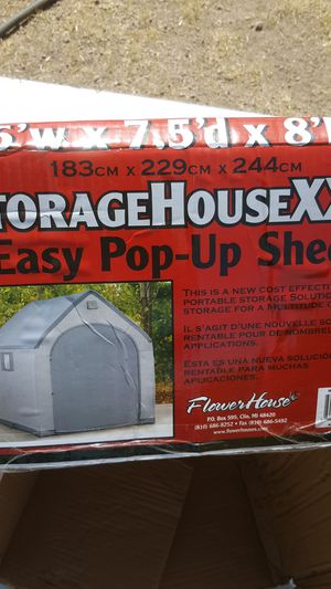 Portable xxl shed for Sale in Henderson, NV