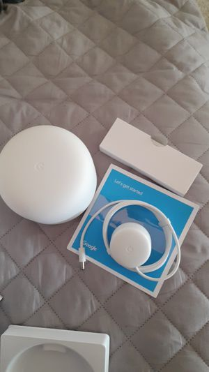 Google Nest Wifi Router for Sale in Lexington, NC