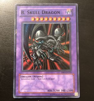 Used, Yu-Gi-Oh! B. Skull Dragon DB1-EN153 Unlimited Super Rare Dark Beginnings 1 LP for Sale for sale  Queen Creek, AZ