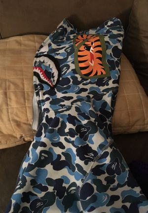 BAPE JACKET AUTHENTIC for Sale in Oak Grove, KY