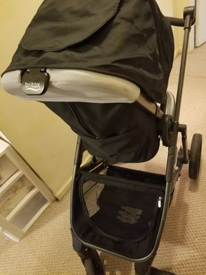 Britax stroller with car seat for Sale in Manassas, VA