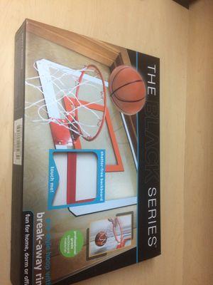 The Black Series Indoor Basketball Hoop for Sale in Hialeah, FL