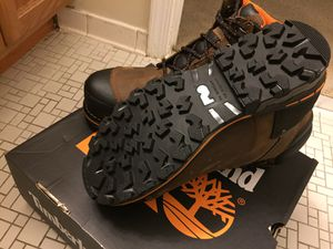 New timberland pro steel toe size 10.5 for Sale in Kensington, MD