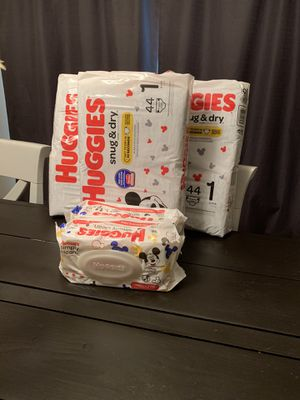 Huggie and pull up bundle deals for Sale in Lakeland, FL