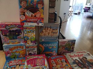 Kids board games for Sale in San Diego, CA
