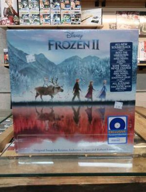 Disney Frozen 2 Soundtrack Songs (Various Artists) Vinyl Record Album for Sale in Scottsdale, AZ