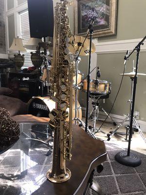 Allora paris series profesional soprano saxophone for Sale in Houston, TX