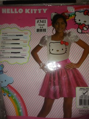 Hello Kitty Toddler costume for Sale in Bell Gardens, CA