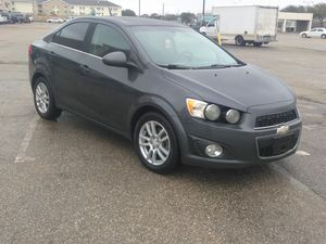 2013 Chevy Sonic LT for Sale in Houston, TX