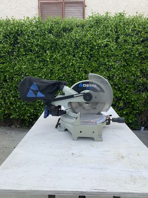 Delta ShopMaster Miter Saw for Sale in Los Angeles, CA