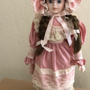 "Porcelain Doll 16"" for Sale in Surprise, AZ"