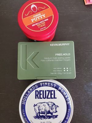 Men's hair styling product lot for Sale in Maple Valley, WA