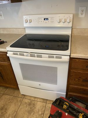 samsung refrigerator, ge brand new dishwasher, ge stove for sale for Sale in Waldorf, MD