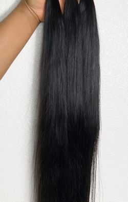 26' Straight 3Bundles Human Hair for Sale in Turlock,  CA