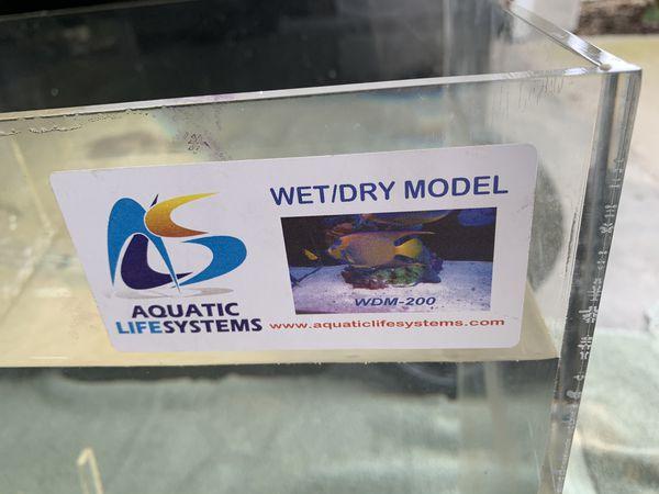 Aquarium Sump