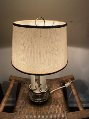 Vintage Antique candlestick Bouillotte Table Lamp for Sale in Knightdale, NC