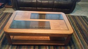 Coffee table and end tables for Sale in Queen Creek, AZ