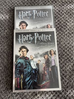 Harry Potter & Goblet of Fire DVD for Sale in Milpitas, CA