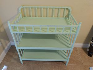 Hand painted changing table for Sale in Aloma, FL