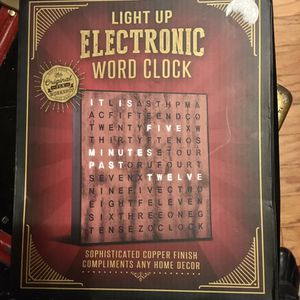 Unique World clock for Sale in Beverly, MA