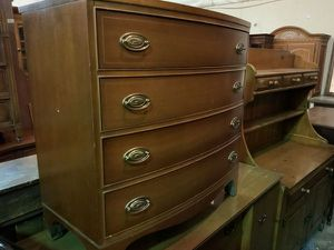 Small Bowed Front Dresser - Delivery Available for Sale in Tacoma, WA