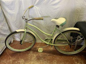 "Adult 26"" Tire Huffy Bike - Seafoam Green - Beach Cruiser for Sale in Lauderdale Lakes, FL"