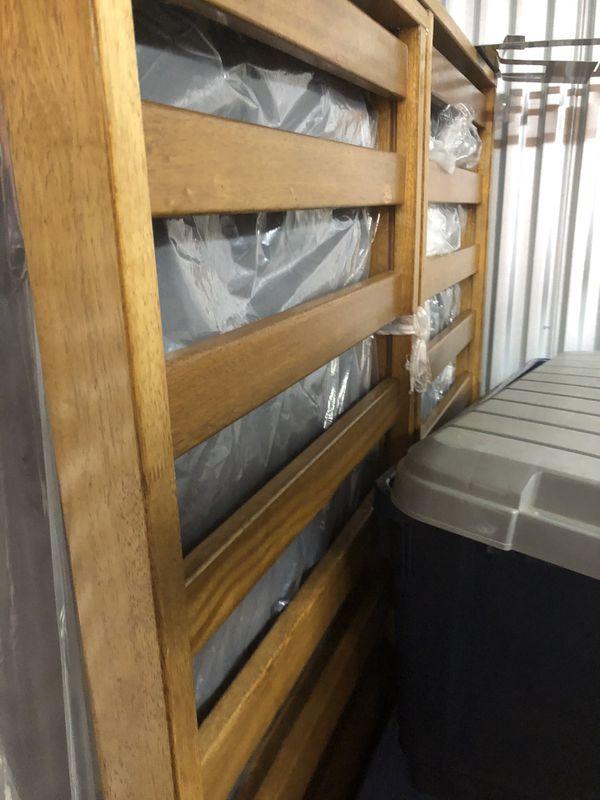 Full Matress & box spring