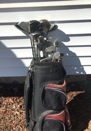 Golf clubs negotiable price for Sale in Detroit, MI