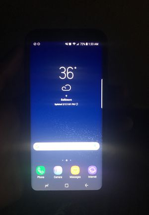 Samsung Galaxy S8 Boost 64gb for Sale in Baltimore, MD