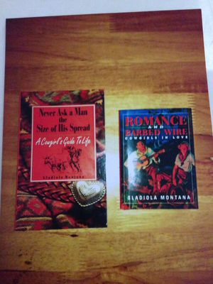 New Western third gift books for Sale in San Angelo, TX