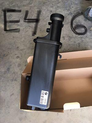 Genuine BMW E46 323i 325i 328i 330i Coolant Reservoir Tank Bottle NEW for Sale in San Diego, CA