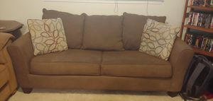 Queen Pullout Sofa for Sale in Raleigh, NC