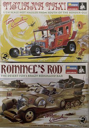 "Revell ""Rommel's Rod"" & ""Tijuana Taxi"" for Sale in Santa Ana, CA"