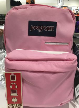 JANSPORT BACKPACK PRISM PINK for Sale in Orange, CA