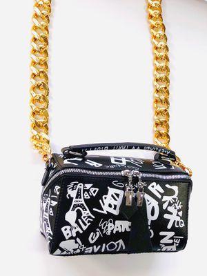 Graffiti Shoulder Bag (Paris Edition) for Sale in Los Angeles, CA