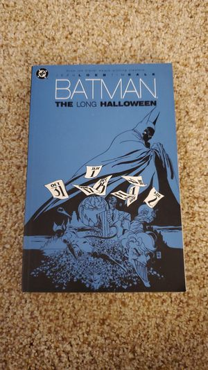 Batman the long Halloween for Sale in Alexandria, VA