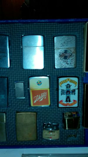Zippo liters for Sale in Worcester, MA