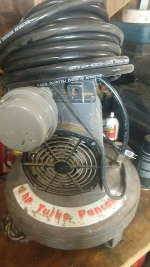 Pancake compressor good working condition for Sale in Riverdale, MD
