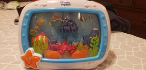 Crib Baby Einstein Mobile with remote for Sale in Manassas, VA