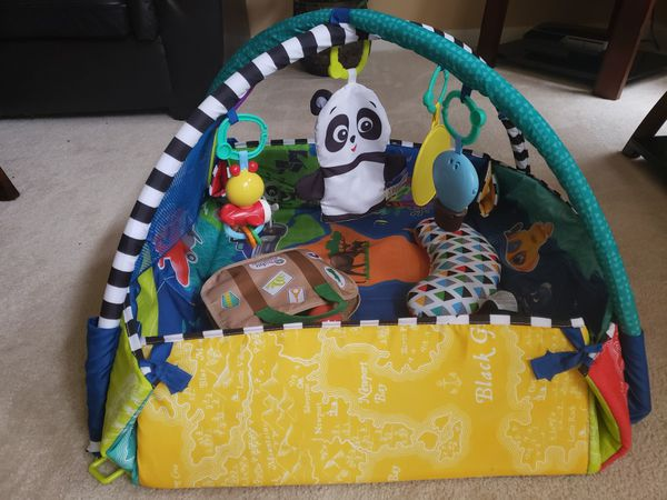 Baby Einstein 5-in-1 Word of Discovery Leaning Gym