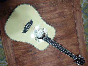 Oscar Schmidt Acoustic Guitar - holiday or Christmas gift for Sale in Mesa, AZ