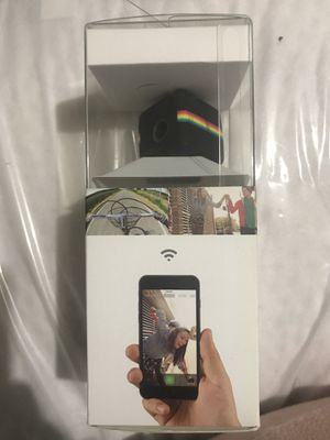 Polaroid Cube Wi-fi HD Action Camera for Sale in Houston, TX